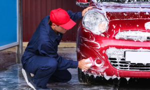 rent-solutions How to Wash a Car